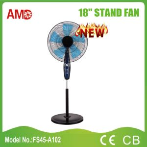 """Hot-Sale Good Design 18"""" Stand Fan with Ce CB Approved (FS45-A102) pictures & photos"""