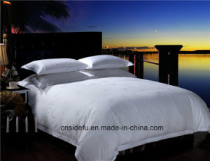 Brand Name High Quality 5 Star Hotel Satin Duvet Cover pictures & photos