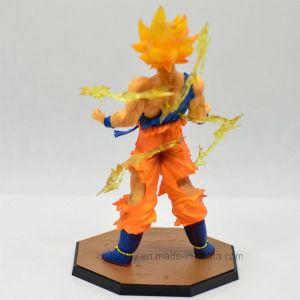Dragon Ball So Gokou Character Plastic Figure pictures & photos