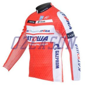 Specialized Colour Printing Sublimation Team Winter Cycling Wear for Lady pictures & photos