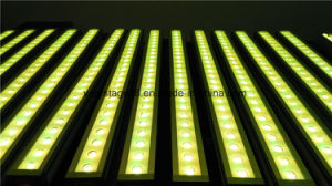 24 Pieces 10W RGBW LED Wall Wash Event Light pictures & photos
