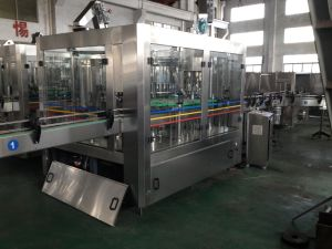Carbonated Drink Filling Machine Soft Drink Filling Machine pictures & photos