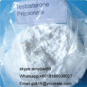 Bodybuilding Hormone Steroid Powder Test Base Testosteron Base 58-22-0 pictures & photos