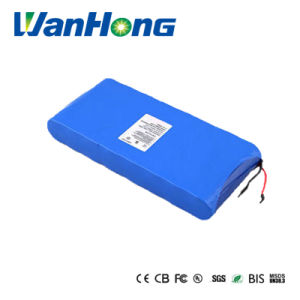 14.8V 4400mAh Rechargeable Battery Pack for Laser Partical Counter pictures & photos