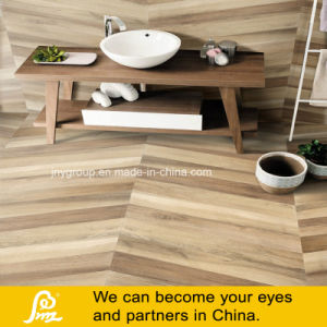 "Wood Design Porcelain Rustic Tile 6""X36"" (Rovere Camel) pictures & photos"