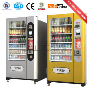 Soft Drink Vending Machine Sale / Coffee Vending Machine Price pictures & photos