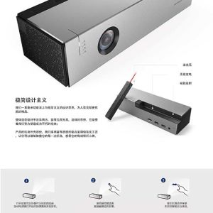 Portable Business Projector