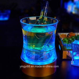 New Custom LED Acrylic Ice Bucket pictures & photos