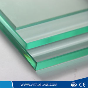 15mm Tempered/Toughened Ultra Clear/Tinted Float Glass (F-G) with Ce & ISO9001 pictures & photos