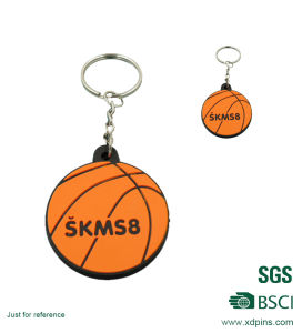 Custom Luffy PVC Keychain with Customized Logo for Promotion pictures & photos