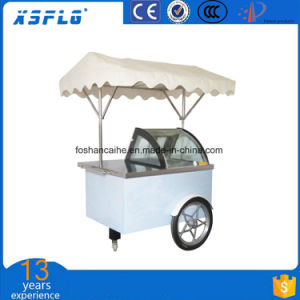 2018 New Style Xsflg-Ice Cream Stick Popsicle Cart-CE pictures & photos