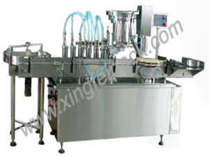 Chili Sauce Filling Machine (XFY) pictures & photos