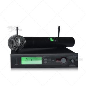 Slx 24 Wireless UHF Microphone, Sm58 Wirelss Mic pictures & photos