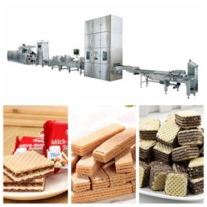 Fully Automatic Wafer Production Line Wafer Machine Sh-39 pictures & photos