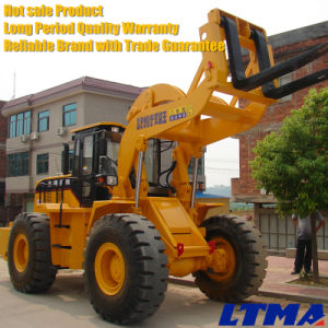 New Brand 16 Ton Boom Forklift Loader for Sale pictures & photos