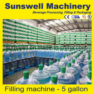 5 Gallon Water Bottle Filling Machine/Jar Filling and Sealing Machine pictures & photos