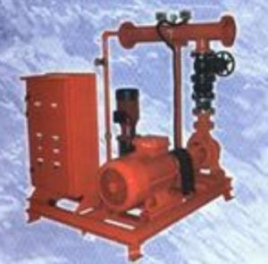 Packaged Fire Pump (XBC+XBD) pictures & photos