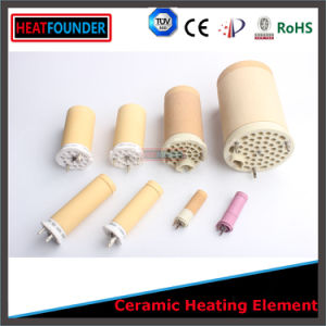 230V 800W Pink Mini Ceramic Heating Elements pictures & photos