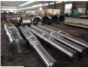 Forged /Forging Carbon Steel&Stainless Steel Round Shaft pictures & photos