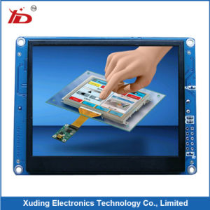 LCM Screen Stn Green Negative LCD Customized Module pictures & photos