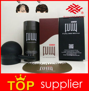 Factory Patented 2ND Generation Private Label Hair Building Fiber