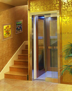 New Product Villa Elevator of Japan Technology Passenger Elevator / Residential Elevator Parts (YDBK-8000) pictures & photos