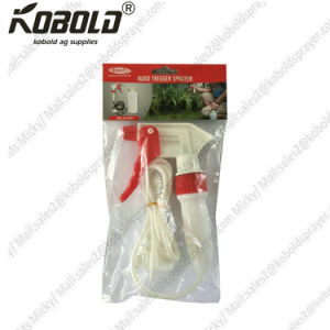 38 400 Cap Hand Trigger Sprayer for Insect Killer pictures & photos