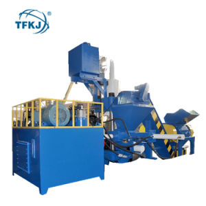Y83 Automatic Hydraulic Scrap Metal Briquetting Machine pictures & photos
