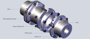Suye Cjm Clamping Sets of Elastic Diaphragm /Laminated Membrane Coupling pictures & photos