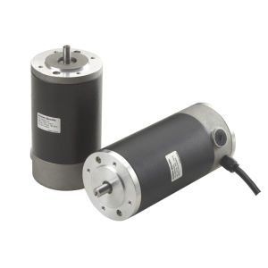 80mm 90V with Max. Speed 6000rpm NEMA 34 DC Brush Motor (MB080FG200) pictures & photos