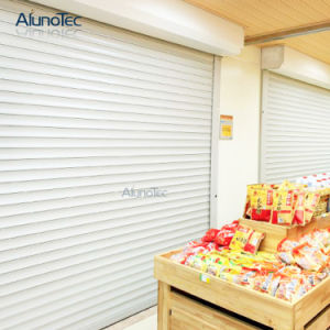 Electric Switch Remote Control Automatic Aluminum Roller Shutter pictures & photos
