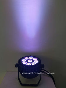 High Quality LED9*12 RGBWA 5 in 1 Waterproof Stage PAR Light pictures & photos