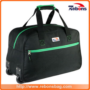 Mens Outdoor Travel Sport Gym Bag Weekend Shoulder Duffel Bags with Shoe Compartment pictures & photos