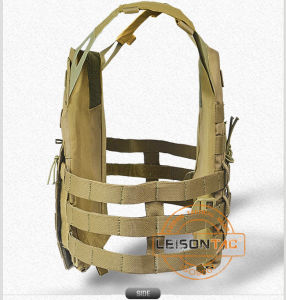 Plate Carrier of 1000d Nylon with ISO Standard for Tactical Combat Hunting Outdoor pictures & photos