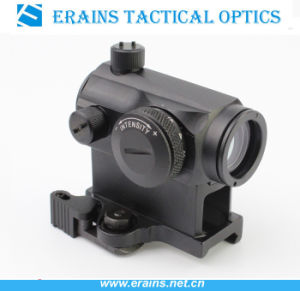 Compact Red/Green DOT Sight with Elevated Quick Release Mount pictures & photos