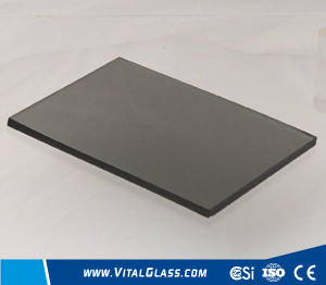 Dark Grey/Euro Grey Float Glass/Stained/Tinted Float Glass pictures & photos
