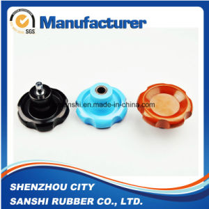 Rubber Bakelite Plastic Ripple Knob for Machine Tool Accessories pictures & photos
