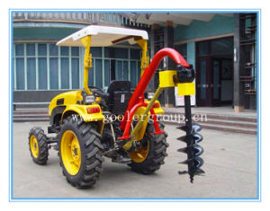 Tractor Post Hole Digger with CE pictures & photos