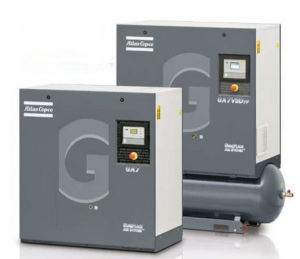 Atlas Copco Screw Air Compressor (GA45VSDFF GA55VSDFF GA75VSDFF GA90VSDFF) pictures & photos