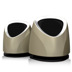Mini Speaker for iPad & iPod (S28-GOLD)