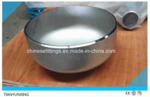 ASME A403 Wp304L Pipe Fittings Seamless Caps pictures & photos