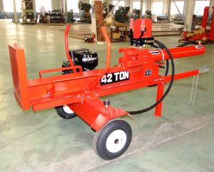 13HP Wood Splitter 42ton pictures & photos