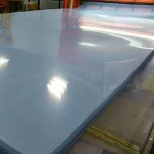 700*1000mm Plastic PVC Sheet for Screen Printing pictures & photos