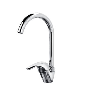 Flg Chrome Plating Brass Cupc Durable Kitchen Sink Faucet pictures & photos