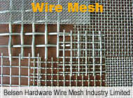 Crimped Wire Mesh, BBQ Grill
