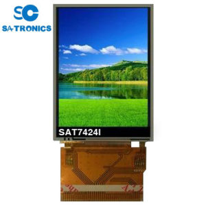 High Quality MCU Interface 2.4inch Qvga TFT LCD Module