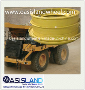 49-19.50 Engineering Wheel Rim for Earthmover Cat777 pictures & photos