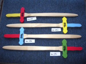 Wooden Toys/Sword (596ABC)