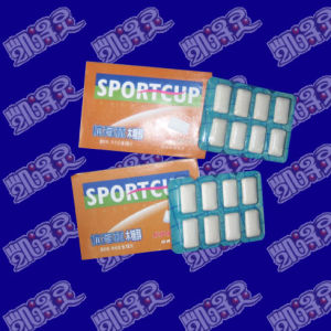 Chewing Gum with Sugar (03)