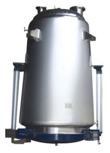Tq-D Upside-Down Taper Type Multifunctional Extracting Tank